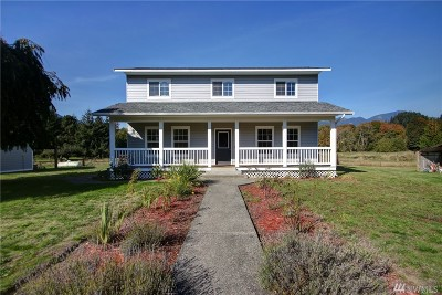 Sedro Woolley Single Family Home Sold: 32947 Hamilton Cemetery Rd