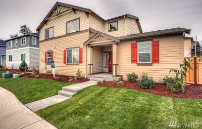 Pierce County Single Family Home For Sale: 18105 Berkeley Pkwy E #81