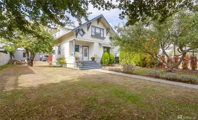 Tacoma Single Family Home For Sale: 3716 S Sheridan Ave