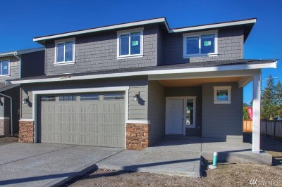 Pierce County Single Family Home For Sale: 6602 S Mullen St