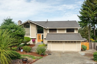 Federal Way Single Family Home For Sale: 4026 SW 327th Place