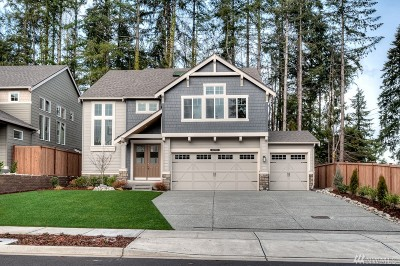 Sammamish Single Family Home For Sale: 22788 SE 33rd Ct #4