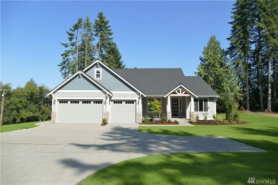 Thurston County Single Family Home For Sale: 4536 John Luhr Rd NE