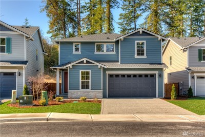 Lakewood Single Family Home For Sale: 8114 116th St Ct SW #Lot18