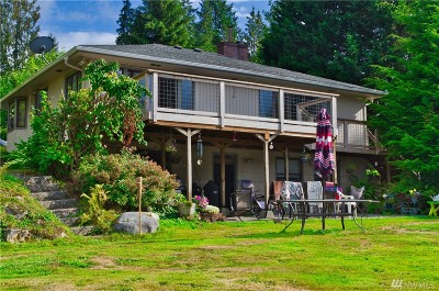 Snohomish Single Family Home For Sale: 2708 Middle Shore Rd