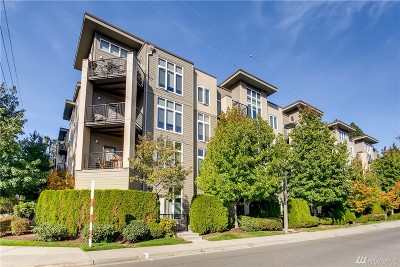 Condo/Townhouse Sold: 150 102nd Ave SE #305