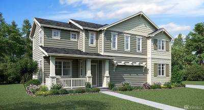 Pierce County Single Family Home For Sale: 18313 Berkeley Pkwy E #43