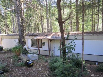 Single Family Home For Sale: 351 NE Tahuya Blvd