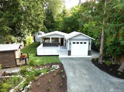 Shoreline Single Family Home For Sale: 19206 18th Ave NE