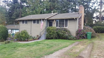 Mountlake Terrace Single Family Home For Sale: 6606 227th St SW