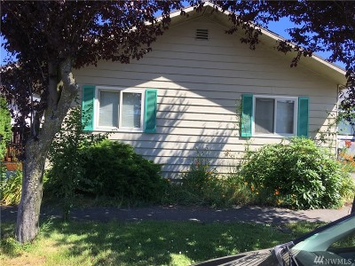 Marysville Multi Family Home For Sale: 1519 8th St