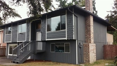 Lacey Single Family Home For Sale: 4621 31st Ave SE
