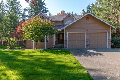 Pierce County Single Family Home For Sale: 8304 8304 242nd St E