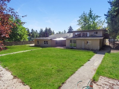 Puyallup Single Family Home For Sale: 6203 96th St E