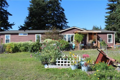 Ferndale Single Family Home For Sale: 2501 Harksell Rd