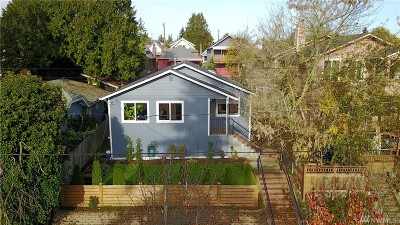 Seattle Single Family Home For Sale: 4534 S Orcas St