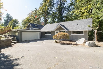 Thurston County Single Family Home For Sale: 11045 Tempo Lake Dr SE