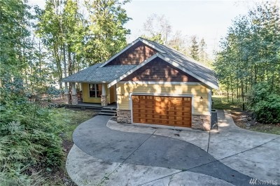 Blaine Single Family Home Sold: 5496 Grandview Rd