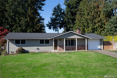Federal Way Single Family Home For Sale: 31711 5th Ave S