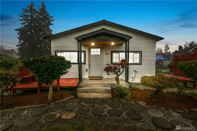 Kent Single Family Home For Sale: 901 3rd Ave N