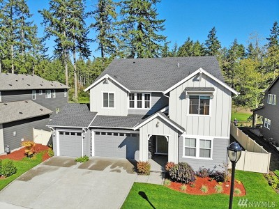 Lacey Single Family Home For Sale: 9316 Mulligan Ct NE