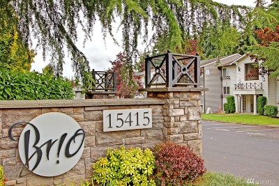Lynnwood Condo/Townhouse For Sale: 15415 35th Ave W #D302