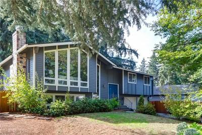 Kirkland Single Family Home For Sale: 12835 NE 108th Place