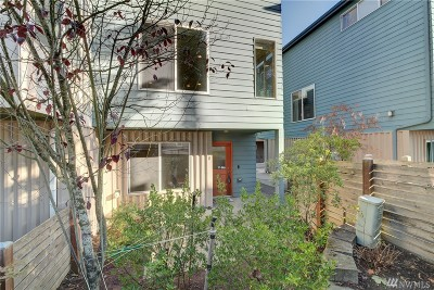 Seattle Single Family Home For Sale: 430 N 130th St