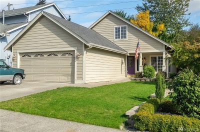 Tacoma Single Family Home For Sale: 1209 S Cheyenne Ct