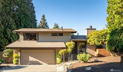 Bellevue Single Family Home For Sale: 1301 176th Ave NE