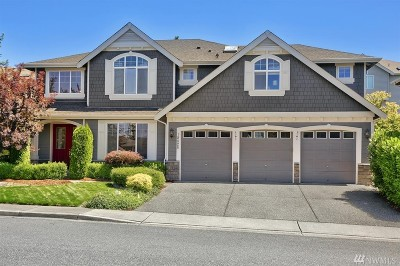 Bothell Single Family Home For Sale: 18825 35th Dr SE