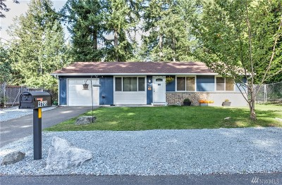 Pierce County Single Family Home For Sale: 9623 140th St NW
