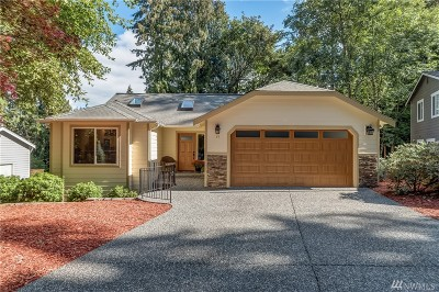 Bellingham Single Family Home For Sale: 15 Lookout Mountain Lane