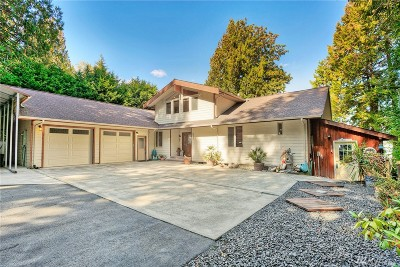 Olympia Single Family Home For Sale: 4938 78th Ave NW