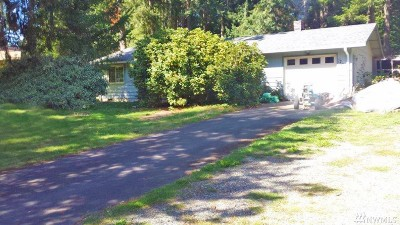 Thurston County Single Family Home For Sale: 9330 Meridian Ct SE