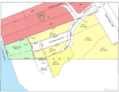 Residential Lots & Land For Sale: 5 Sunset Beach Lane S