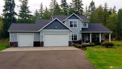 Thurston County Single Family Home For Sale: 15305 Glacier Vista Lane SE