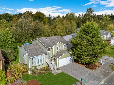Lake Stevens Single Family Home For Sale: 1404 85th Dr NE
