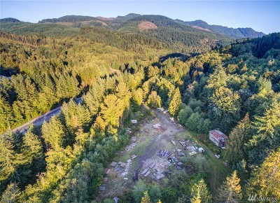 Residential Lots & Land For Sale: 1555 Old Samish Rd