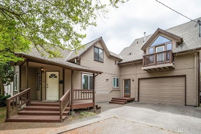 Puyallup Single Family Home For Sale: 434 5th St NE