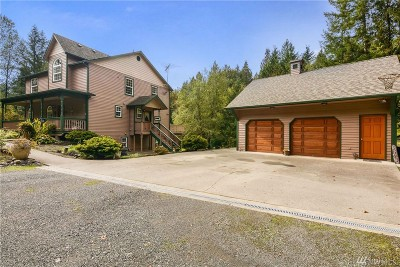Snohomish Single Family Home For Sale: 3118 157th Ave SE