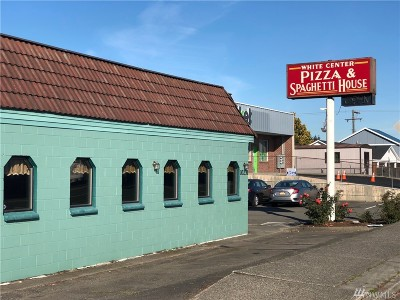 Seattle Commercial For Sale: 10231 16th Ave SW