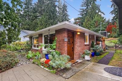 Shoreline Single Family Home For Sale: 14753 26th Ave NE