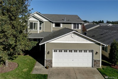 Lacey Single Family Home For Sale: 3380 Bali St NE