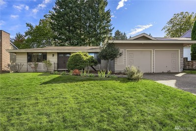 Bellevue Single Family Home For Sale: 1004 147th Ave SE