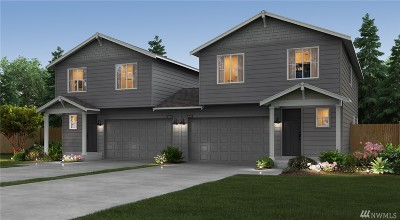Lacey Single Family Home For Sale: 7808 20th (Lot 14) Lane SE