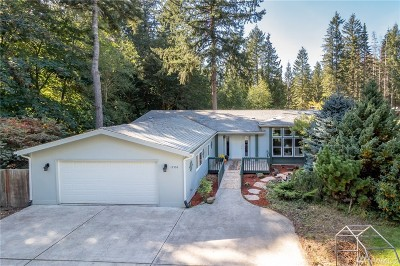 Gig Harbor Single Family Home For Sale: 12506 118th Ave NW
