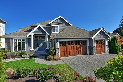 Bothell Single Family Home For Sale: 1819 235th Place SW