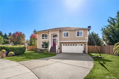 Snohomish Single Family Home For Sale: 2310 11th St