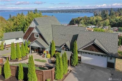 Bremerton Single Family Home For Sale: 2775 NE Strand Rd